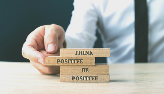 Job Hunting in an Uncertain Climate - Stay positive